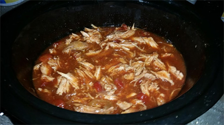 slow cooker pulled pork bbq recipe