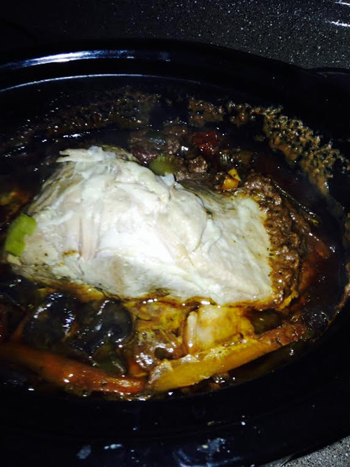 easy crock pot recipe